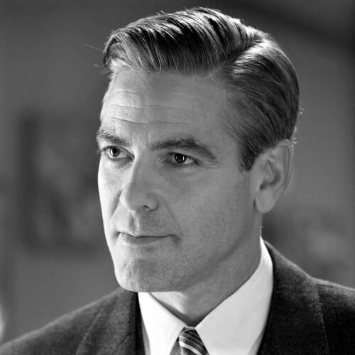 Executive Contour 1950s Mens Hair