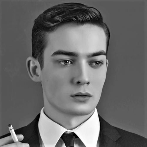 Awesome 50 Classy 1950S Hairstyles For Men Men Hairstyles World Natural Hairstyles Runnerswayorg