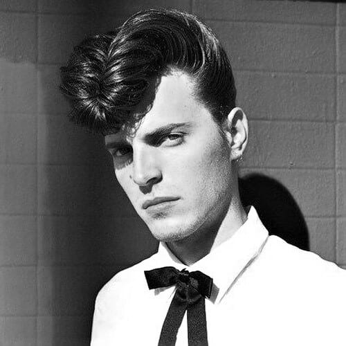 Jelly Roll Popular Mens Hairstyles 1950s