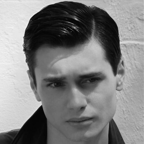 50 Classy 1950s Hairstyles For Men Men Hairstyles World