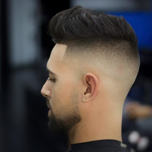 Bald Fade Types of Haircuts for Men