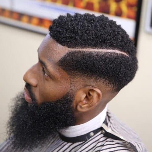 Hard Part Line Up Haircut