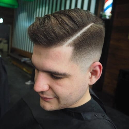 Hard Part Types of Haircuts for Men