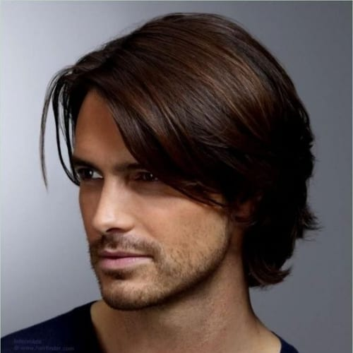 55 Medium Length Hairstyles For Men Styling Tips Men Hairstyles World
