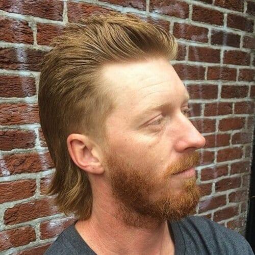 Mullet Haircuts