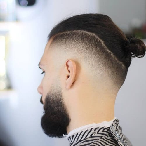 Top Knot Haircuts
