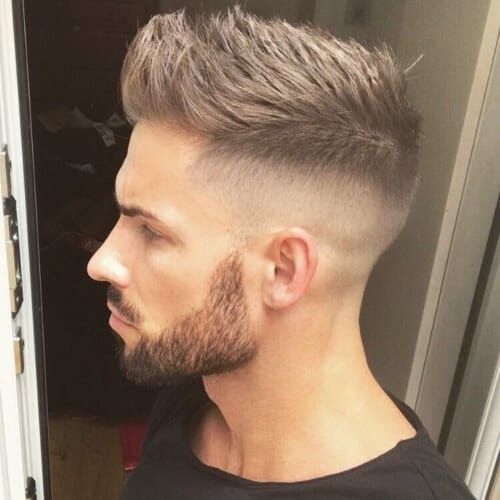 Undercut Types of Haircuts for Men