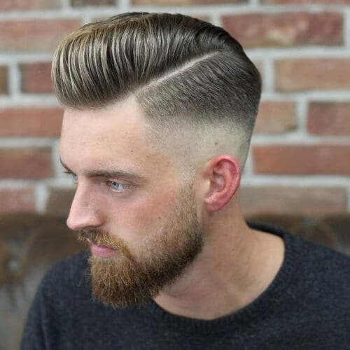 Business Fade Haircut