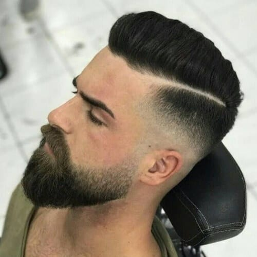 Hard Part Business Haircut