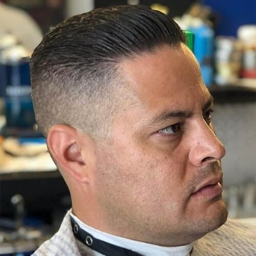 High and Tight Business Haircut