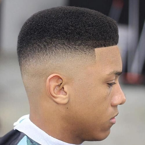 Small High Top Fade