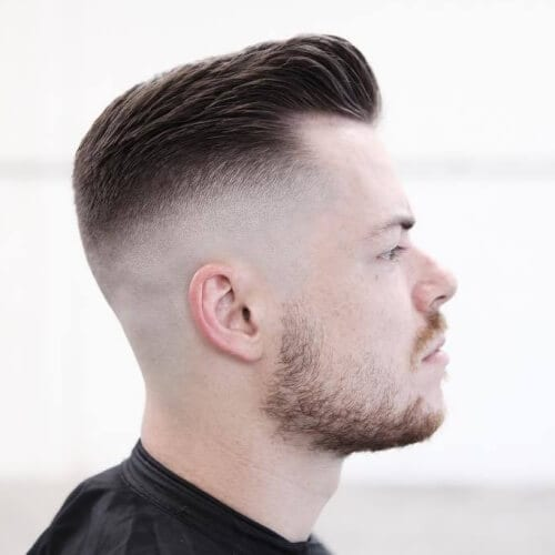 Straight High Fade Haircuts