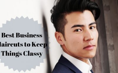 50 Best Business Haircuts to Keep Things Classy