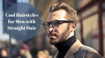 hairstyles for men with straight hair featured image