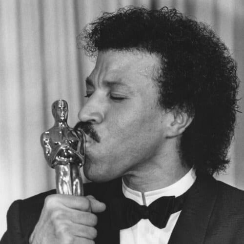 Lionel Richie Soul Mullet