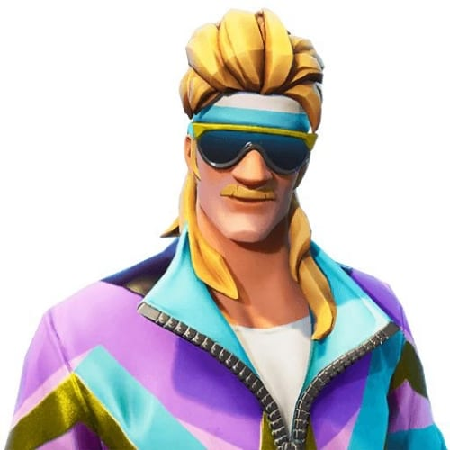 mullet marauder fortnite outfit icon
