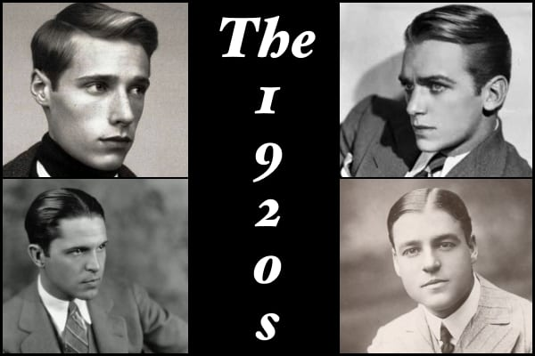 Astounding Mens Hairstyles Through The Ages 5 Iconic Styles For Each Decade Natural Hairstyles Runnerswayorg