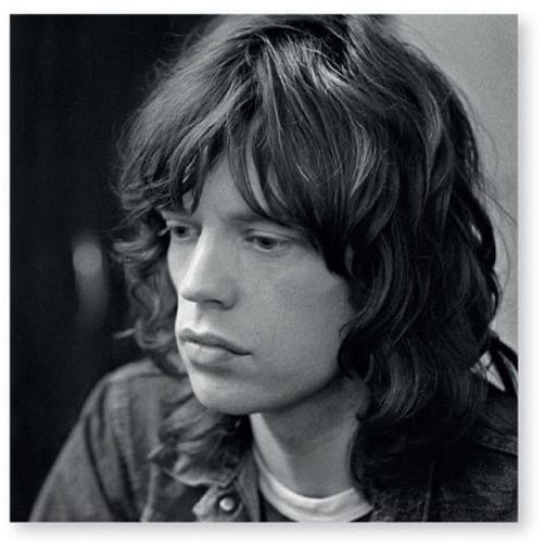 1970s rock star rolling stones mick jagger