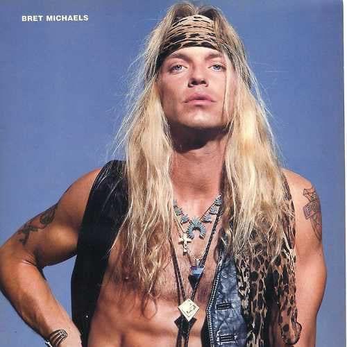 1980s Rock Star