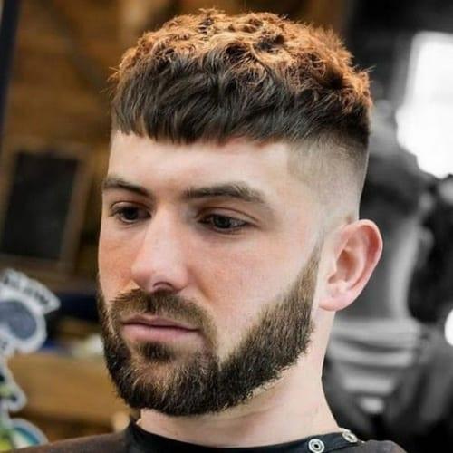 The Modern French Crop Haircut