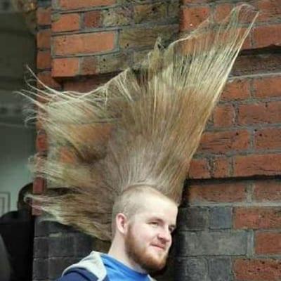 mohawk hairspray mania hairstyle